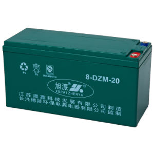 Xupai 24V20ah Leisure Battery/Lead Acid Battery (CE, UL, ISO) (6-DZM-20)