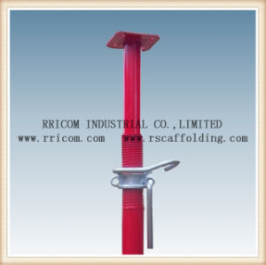 Powder Coated Construction Scaffolding Shoring Steel Ajustable Prop pictures & photos