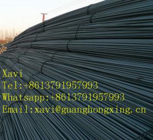 Ksd SD300 Deformed Steel Rebar, HRB400 Hot Rolled Steel Rebar pictures & photos