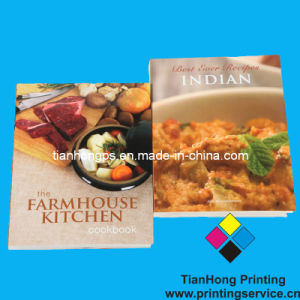 High Quality Cooking Book Printing Service pictures & photos