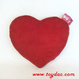 Plush Love Red Heart Cushion pictures & photos