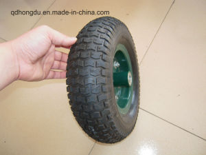 13 Inch Pneumatic Inflatable Rubber Wheel pictures & photos