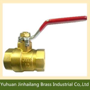 1/2 Yuhuan Forged Brass Ball Valve for Water