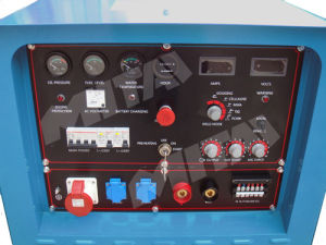 500A Single Phase Welding Machine pictures & photos