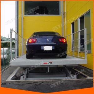 Hydraulic Electric Scissor Car Lift Pltaform pictures & photos