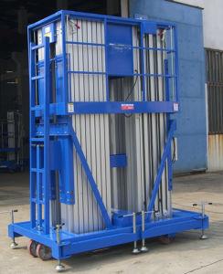 Mobile Aluminium Work Platform (four mast) pictures & photos