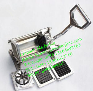 Mini French Fries Cutter, Potato Cutting Machine pictures & photos