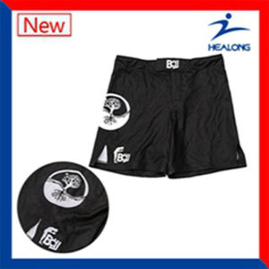 Healong Custom-Made Digital Printing MMA Shorts pictures & photos