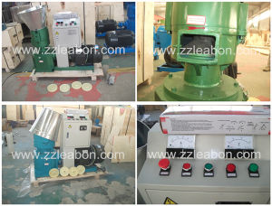 Wholesale Small Poultry Feed Pellet Mill Machine for Fish, Horse, Rabbit pictures & photos