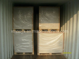 Waterproof Fireproof Reinforce Fiber Cement Partition Wall Panel for Decorative pictures & photos