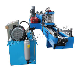 High Speed Angle Roll Forming Machine (up to 5mm) pictures & photos