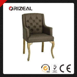 French Wing Chair with Buttoning (OZ-SW-024) pictures & photos