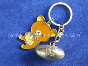 Key Rings, Leather Keyrings, Key Holder (KC-23)