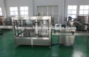 Automatic Plastic Water Bottle Filling Machine pictures & photos