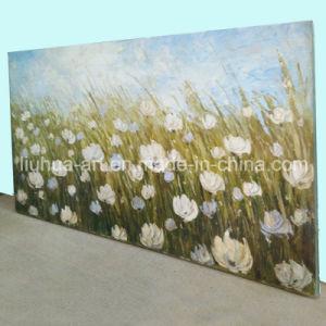 Blue Sky Flower Landscape Painting (LH-250000) pictures & photos