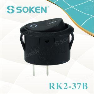 Soken Rk2-37b Rocker Switch pictures & photos