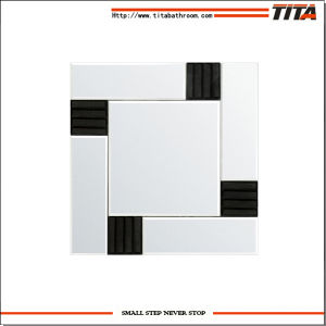 2016 White Black Color Decorative Mirror Tj7256 pictures & photos
