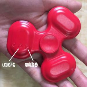 Newest Bluetooth Speaker Fidget Spinner, Contral Music/Volume. Support TF Card. pictures & photos