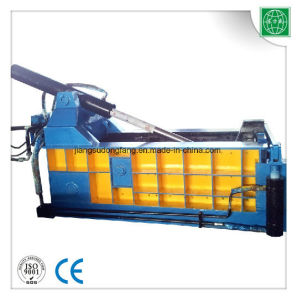 Steel Tube Hydraulic Scrap Metal Packing Machine pictures & photos