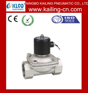 Electric Valve Control for Water, Weak Acid & Akali pictures & photos