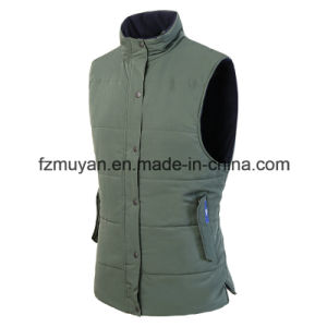 Thickened Fill Vest Jacket pictures & photos