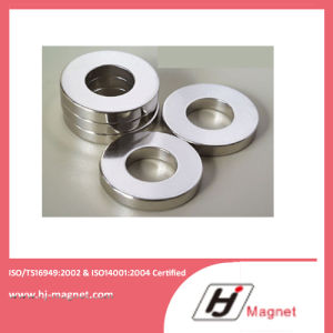 N35-N52 Permanent Disc Block Custom Shape Neodymium Magnet Generator pictures & photos