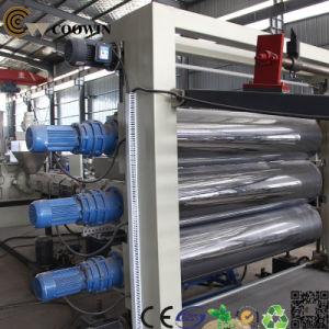 PVC Foam Board Machine / PVC Crust Foam Board Production Line pictures & photos