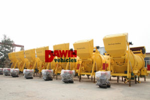 High Quality Competitive Price Yanmar Diesel Engine Jzr500 Concrete Mixer China Supplier pictures & photos