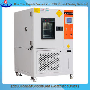 Dongguan Factory Environment Climate Equipment Rapid Temperature Change Testing Chamber pictures & photos