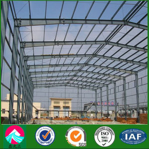 Prefabricated Steel Structure House Built in Africa pictures & photos