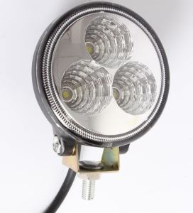 9W 12V White LED Work Light pictures & photos