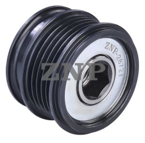 Overrunning Alternator Pulley (ZNP-28721)