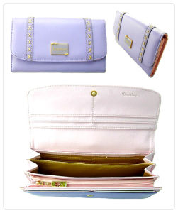 Fashion Lady PU Wallet/Purse/Bag (JYW1508) pictures & photos