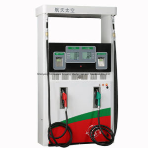 Petrol Pump of Luxury Fuel Dispenser - Four Nozzles- Four LCD Display- Multi-Medias pictures & photos