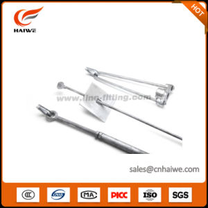 Hot DIP Galvanized Turnbuckle Stay Rod for Pole Line Hardware pictures & photos