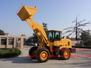 Zl30f Front End Wheel Loader Farm Machinery Small Tractors pictures & photos