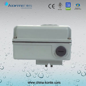 Kt-02z 24V DC Electric Actuator From China Wenzhou pictures & photos
