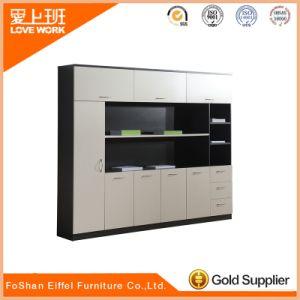 Storage Cabinets Wooden Open Shelf Cabinet (FN-W24A)