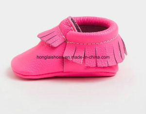 Indoor Leather Baby Shoes 010