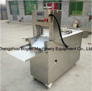 Fully Automatic Adjustable Meat Slicing Machine pictures & photos