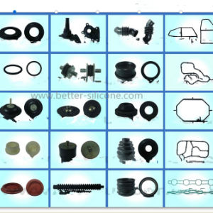 Various Size and Colors Silicone Rubber Door Gasket pictures & photos