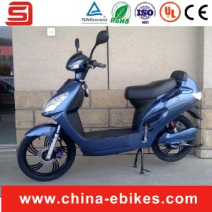 Pedals Assist Motorcycle Mopeds with LCD Display (JSE203)
