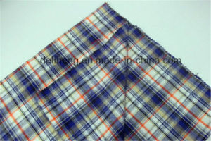 Cheap Wholesale Fashion Checks Yarn Dyed Clothing Fabric pictures & photos