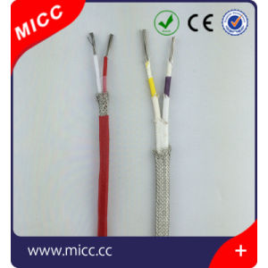 K Type Glass/Glass Braid Thermocouple Extension Wire pictures & photos