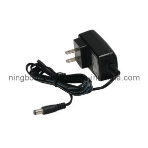 6W USA Plug Wall Mount AC DC Adapter