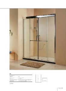 Tempered Glass Shower Enclosure (BA-L813) pictures & photos
