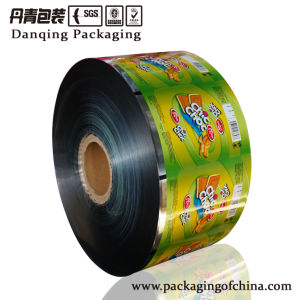 2015 Hot Sale Metalized Packaging Film pictures & photos