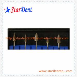 Dental Lab Sintered Diamond Burs pictures & photos