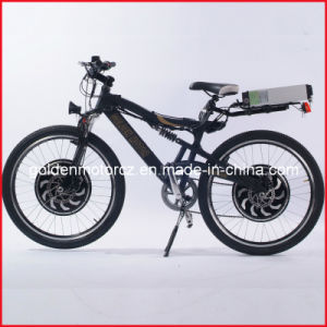 Ebike /Dual Horse Power Bike - Conquer Any Steep Hills /Fast/Coolest /Best Quality (SEB-350D) pictures & photos