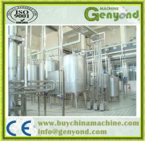 Full Automatic Stainless Steel Milk Powder Machine pictures & photos
